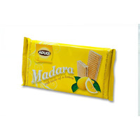 "Lemon flavour Wafers ""Madara"""