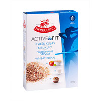 Herkuless Active & Fit wheat bran