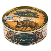 Canned Wild boar meat, 250g