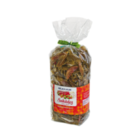 Candied rhubarbs, 1kg in plastic bag