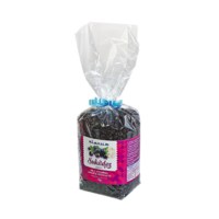 Candied black currant, 1kg in plastic bag