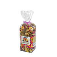 Candied fruits - mix, 1kg in plastic bag