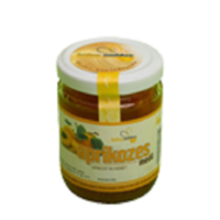 ORGANIC BUCKWEAT-SWEET CLOVER HONEY 200 G