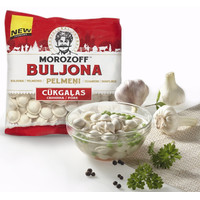 "Dumplings ""Morozoff"" BULJONA with pork, quick-frozen"