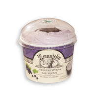 """Farmer`s"" blackcurrant curd ice cream with blackcurrant jam 500 ml"