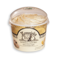 """Farmer`s"" butter ice cream with biscuits taste and crumbs 500 ml"