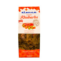 Candied rhubarbs, 300g