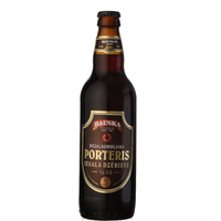 "Non-alcoholic malt beverage ""Porteris"""