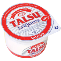 Talsi sour cream - sweet 35%