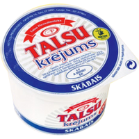 Talsi sour cream 25%