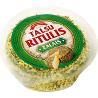 Talsi round cheese - green