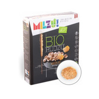 BIO RYE FLAKES WITHOUT HONEY
