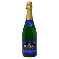 Rīgas Sparkling Wine medium dry
