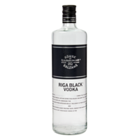 Riga Black Vodka